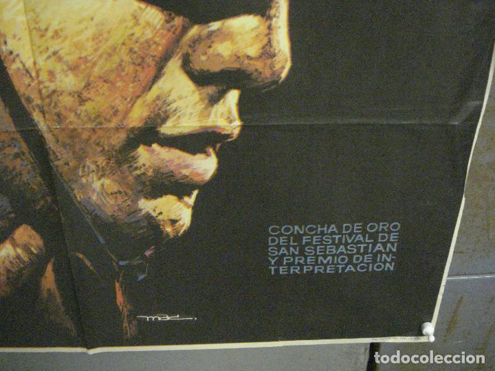 Cine: CDO M246 EL ROSTRO IMPENETRABLE MARLON BRANDO MAC POSTER ORIGINAL 70X100 ESPAÑOL r-72 - Foto 9 - 287698223