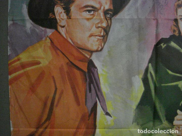 Cine: CDO M248 UNION PACIFICO CECIL B DEMILLE BARBARA STANWYCK POSTER ORIGINAL 70X100 ESPAÑOL - Foto 3 - 287699103