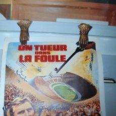 Cine: UN TUEUR DANS LA FIULE CHARLOM HESTON BUENO ESTADO 1976 710. Lote 287709088