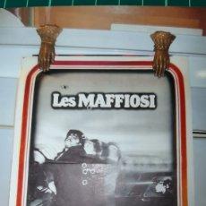 Cine: CARTEL PÓSTER AFICHE ORIGINAL BUENO ESTADO LES MAFFIOSI DINO LAURENTHS 1972 696. Lote 287714368