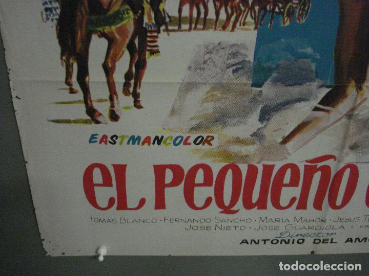 Cine: CDO M293 EL PEQUEÑO CORONEL JOSELITO POSTER ORIGINAL ESTRENO 70x100 - Foto 5 - 287727468
