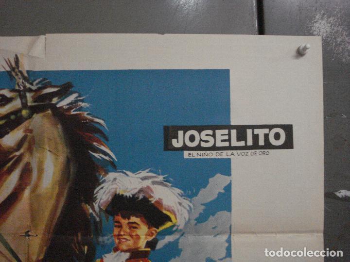 Cine: CDO M293 EL PEQUEÑO CORONEL JOSELITO POSTER ORIGINAL ESTRENO 70x100 - Foto 6 - 287727468