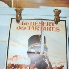 Cine: LE DESERT DES TARTARES BÉLICO CABALLOS 1976 691. Lote 287823148