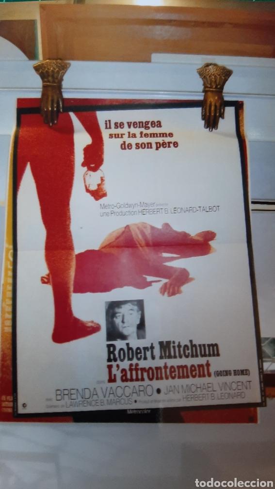 ROBERT MITCHUM L'AFFRONTEMENT BREDA VACCARO 683 (Cine - Posters y Carteles - Suspense)