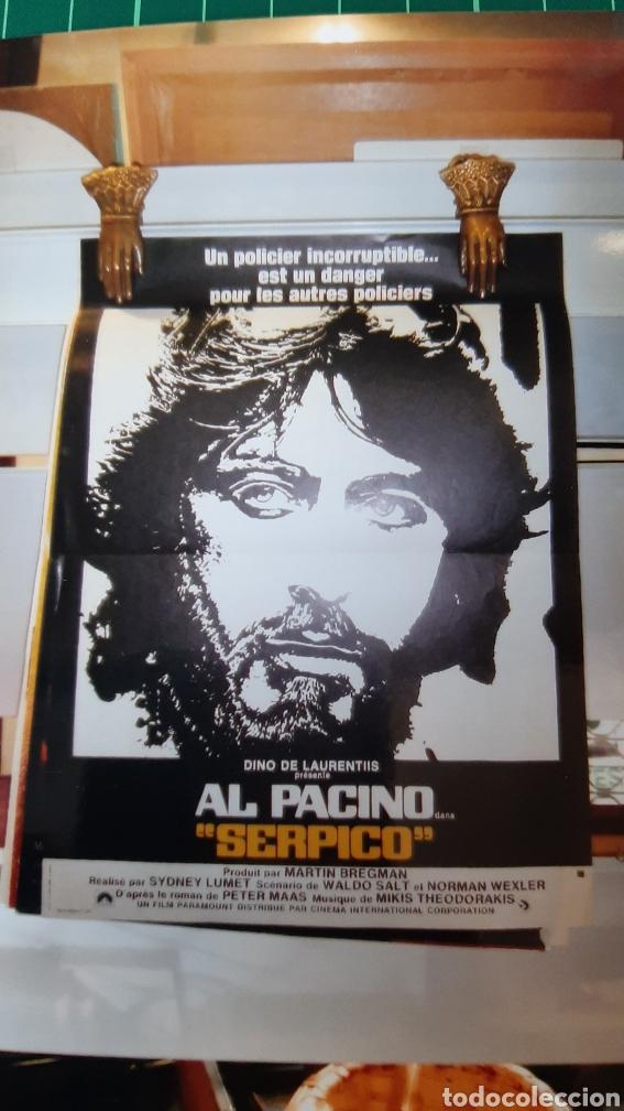 AL PACINO SERPICO DINO DE LAURENTIS CARTEL PÓSTER AFICHE ORIGINAL 680 (Cine - Posters y Carteles - Suspense)