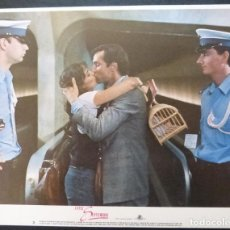 Cine: UNTIL SEPTEMBER ORIG LOBBY CARD,1984,THIERRY LHERMITTE,3 OF 8,RICHARD MARQUAND. Lote 287881348