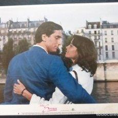 Cine: UNTIL SEPTEMBER LOBBY CARD ORIGINAL,1984,KAREN ALLEN,4 OF 8. Lote 287897233