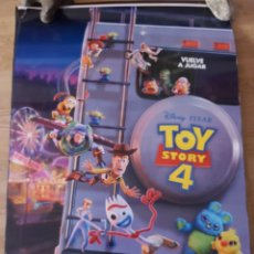 Cine: TOY STORY 4 - APROX 70X100 CARTEL ORIGINAL CINE (L90). Lote 287939443