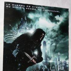 Cine: EL SICARIO DE DIOS, CON CHRISTOPHER PLUMMER. PÓSTER 68 X 98 CMS. Lote 288078263