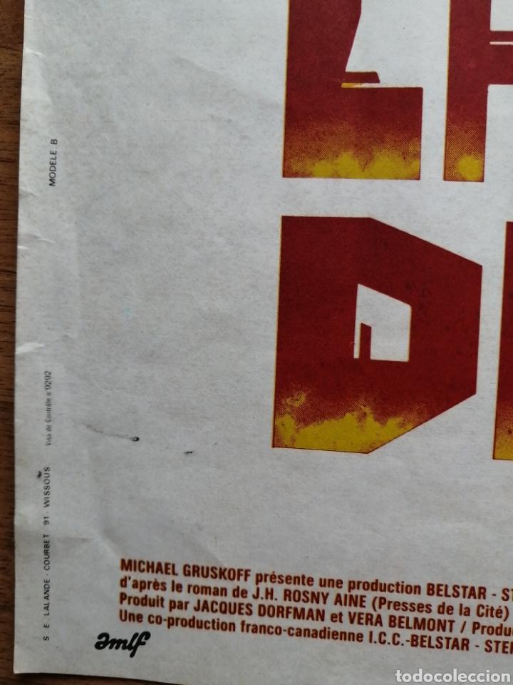 Cine: Cartel original belga la guerre du feu, - Foto 2 - 288167798