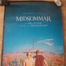 Cine: MIDSOMMAR - APROX 70X100 CARTEL ORIGINAL CINE (L90). Lote 288297878