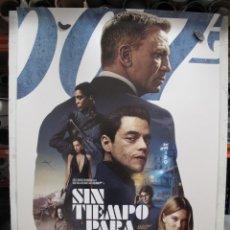 Cine: 007 SIN TIEMPO PARA MORIR. Lote 288419823