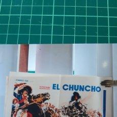 Cine: EL CHUCHO QUIEN SABE REVOLUCIÓN CARTEL 762 AFICHE PÓSTER. Lote 288444003