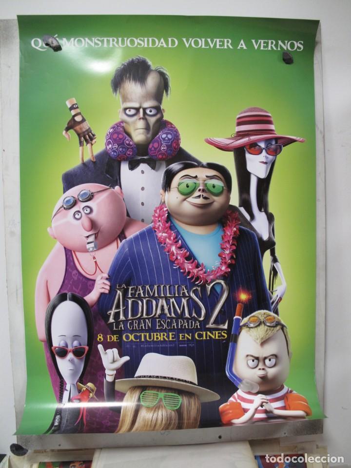 LA FAMILIA ADDANS 2 LA GRAN ESCAPADA (Cine - Posters y Carteles - Aventura)