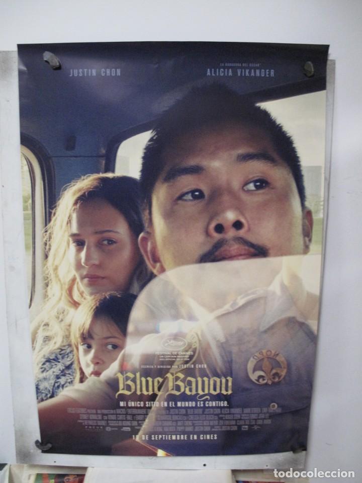BLUE BAYOU (Cine - Posters y Carteles - Aventura)