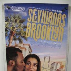 Cine: SEVILLANAS DE BROOKLIN. Lote 288479208