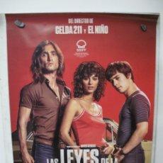Cine: LAS LEYES DE LA FRONTERA. Lote 288479318