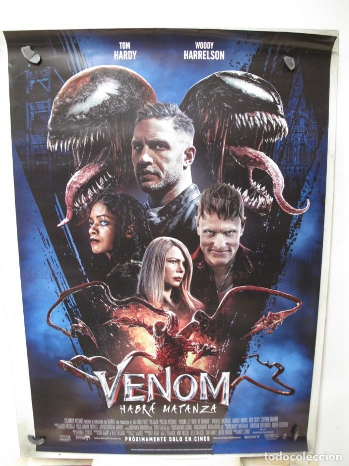 VENOM ABRA MATANZA (Cine - Posters y Carteles - Aventura)