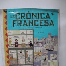 Cine: LA CRONICA FRANCESA. Lote 288479793