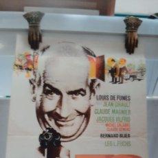 Cine: LUIS DE FINES JO JEAN GIRAULT CLAUDE MASGNIER 773 CARTEL PÓSTER AFICHE ORIGINAL. Lote 288501668