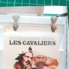 Cine: LES CAVALIERS FRANKEHEIMER /KESSEL OMAR SHARIT LEIGH TAILER 782. Lote 288505458