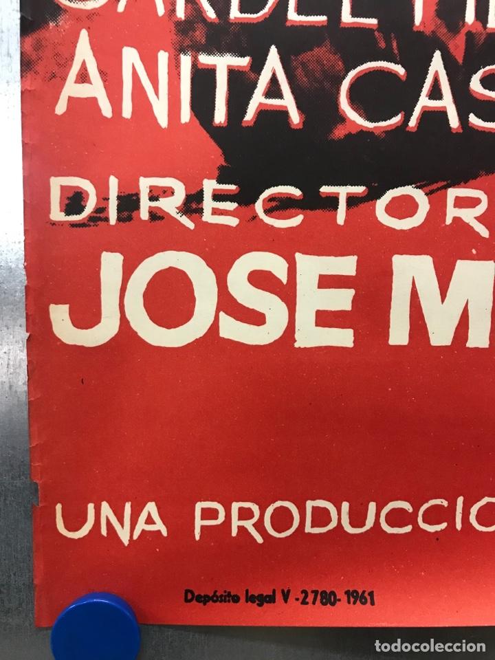 Cine: EL SECRETO DE MONICA - CARMEN SEVILLA, ADOLFO MARSILLACH, ENRIQUE DIOSDADO - AÑO 1961 - Foto 2 - 288540833