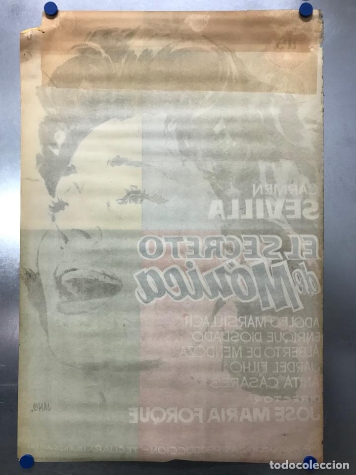 Cine: EL SECRETO DE MONICA - CARMEN SEVILLA, ADOLFO MARSILLACH, ENRIQUE DIOSDADO - AÑO 1961 - Foto 8 - 288540833