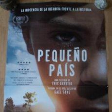Cine: PEQUEÑO PAIS - APROX 70X100 CARTEL ORIGINAL CINE (L91). Lote 288572623