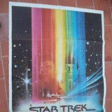 Cinéma: CARTEL DE CINE 70X 100 APROX MOVIE POSTER VER FOTO STAR TREK ROBERT WISE WILIAM SHATNER. Lote 288597653
