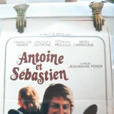 Cine: FILM JEAN MARIE PERIER ANTOINE SEBASTIEN 784 CARTEL. Lote 288599148