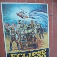 Cinéma: CARTEL DE CINE 70X 100 APROX MOVIE POSTER VER FOTO ACLIPSE EN EL TIEMPO TIME SLIP KOSEI SAITO. Lote 288601448