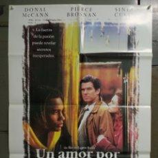 Cine: CDO M512 UN AMOR POR DESCUBRIR PIERCE BROSNAN SINEAD CUSACK POSTER ORIGINAL ESTRENO 70X100. Lote 288621533