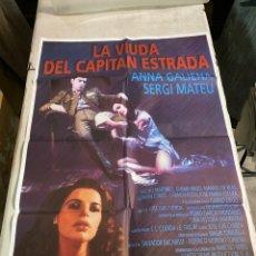 Cine: LA VIUDA DEL CAPITÁN ESTRADA. Lote 288642128