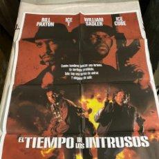 Cine: EL TIEMPO DE LOS INTRUSOS. Lote 288643148