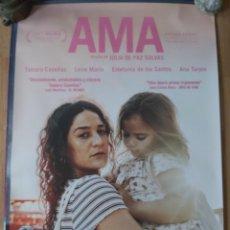 Cine: AMA - APROX 70X100 CARTEL ORIGINAL CINE (L91). Lote 288733403