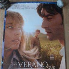 Cine: EL VERANO QUE VIVIMOS - APROX 70X100 CARTEL ORIGINAL CINE (L91). Lote 288738188