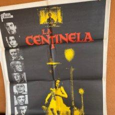 Cine: CARTEL DE CINE. LA CENTINELA MOVIE POSTER. Lote 289223203