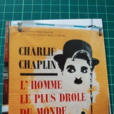 Cine: CHARLY CHAPLIN L'HOMME LE PLUS DROLE DU MUNDO 112 METRO GODEN MATER MGM. Lote 289300558