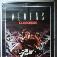 Cine: ALIENS EL REGRESO - JAMES CAMERON. Lote 289314403