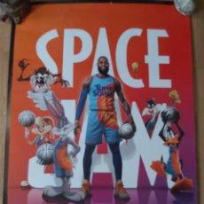 Cine: SPACE JAM, NUEVAS LEYENDAS - APROX 70X100 CARTEL ORIGINAL CINE (L91). Lote 289364753