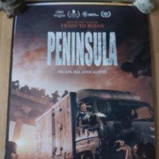 Cine: TRAIN TO BUSAN: PENINSULA - APROX 70X100 CARTEL ORIGINAL CINE (L91). Lote 289623783