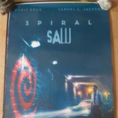 Cine: SAW, SPIRAL - APROX 70X100 CARTEL ORIGINAL CINE (L91). Lote 289624288