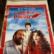 Cine: UN ZAPATÓN EN EL PARAÍSO. Lote 289801483