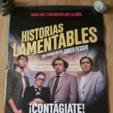 Cine: HISTORIAS LAMENTABLES - APROX 70X100 CARTEL ORIGINAL CINE (L92). Lote 289909688