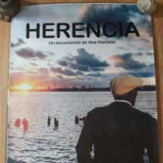 Cine: HERENCIA - APROX 70X100 CARTEL ORIGINAL CINE (L92). Lote 289910703