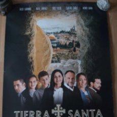 Cine: TIERRA SANTA. EL ÚLTIMO PEREGRINO - APROX 70X100 CARTEL ORIGINAL CINE (L92). Lote 289911108