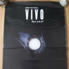 Cine: VIVO - APROX 70X100 CARTEL ORIGINAL CINE (L92). Lote 289911508