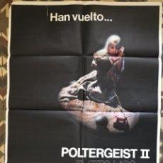 Cine: CARTEL POSTER CINE POLTERGEIST II. Lote 291452348