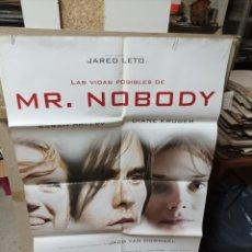 Cine: LAS VIDAS POSIBLES DE MR. NOBODY JARED LETO POSTER ORIGINAL 70X100 M252. Lote 291463198