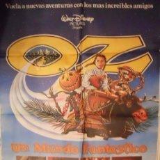 Cine: CARTEL CINE OZ UN MUNDO FANTASTICO. Lote 291465283